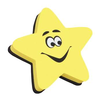 Magnetic Whiteboard Eraser Star By Ashley Productions