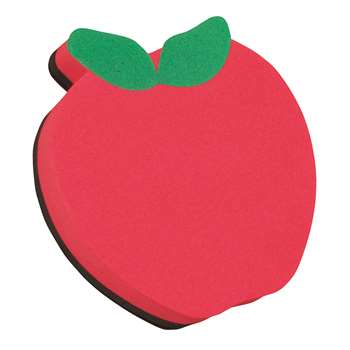 Magnetic Whiteboard Eraser Apple By Ashley Productions