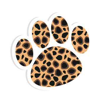 Magnetic Whiteboard Eraser Cheetah By Ashley Productions