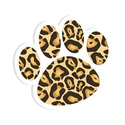 Magnetic Whiteboard Eraser Leopard By Ashley Productions