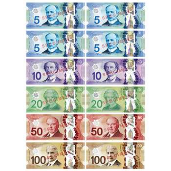 Canadian Dollar Magnetics, ASH10068