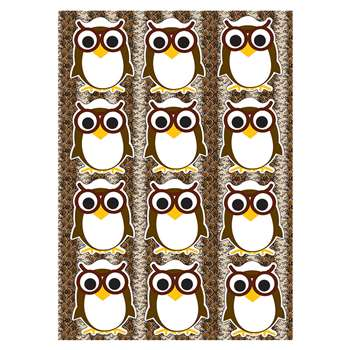 Die Cut Magnets Owls By Ashley Productions
