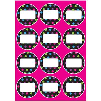 Die Cut Magnets Color Dots By Ashley Productions