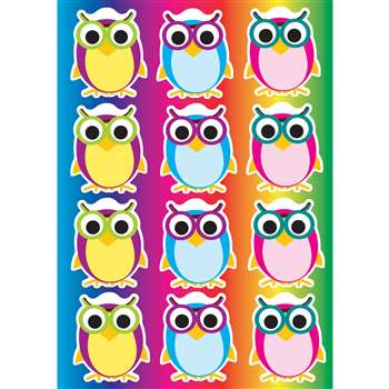 Shop Die Cut Magnets Color Owls - Ash10142 By Ashley Productions