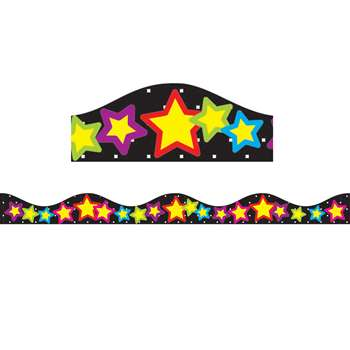 Shop Magnetic Border Stars - Ash10177 By Ashley Productions