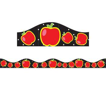 Shop Magnetic Border Apples - Ash10178 By Ashley Productions