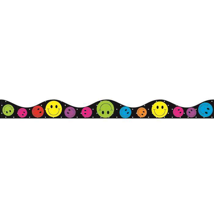 Shop Magnetic Border Smile Faces - Ash10179 By Ashley Productions