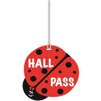 Ladybug Hall Pass By Ashley Productions