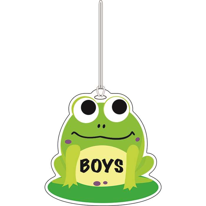 Frog Boys Hall Pass By Ashley Productions