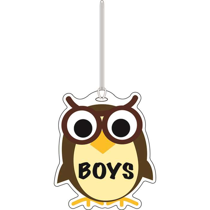 Owl Boys Hall Pass By Ashley Productions