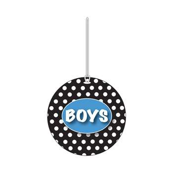 B W Dots Boys Hall Pass By Ashley Productions