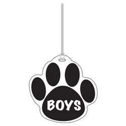 Black Paw Hall Pass Boys 4 X 4 By Ashley Productions