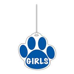 Blue Paw Hall Pass Girls 4 X 4 By Ashley Productions