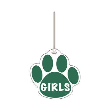 Green Paw Hall Pass Girls 4 X 4 By Ashley Productions