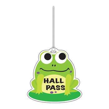 Frog Hall Pass By Ashley Productions