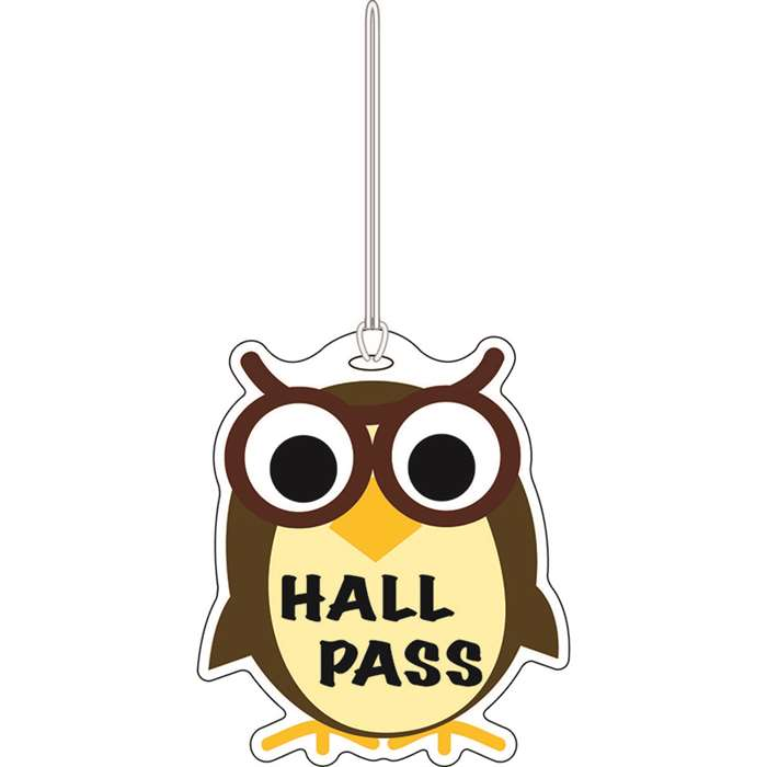 Owl Hall Pass By Ashley Productions
