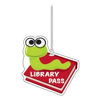 Library Pass By Ashley Productions