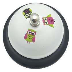 Decorative Call Bells Owls, ASH10513
