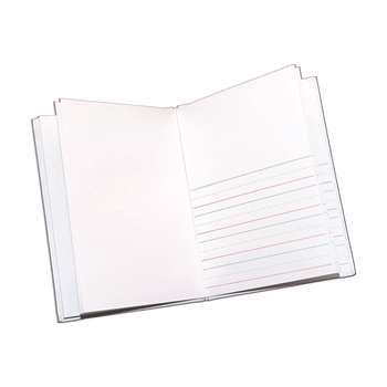 8 X 6 Blank Hardcover Books With Primary Lines By Ashley Productions