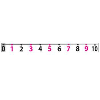 Math Die Cut Magnets Number Line 20 To 120, ASH11300