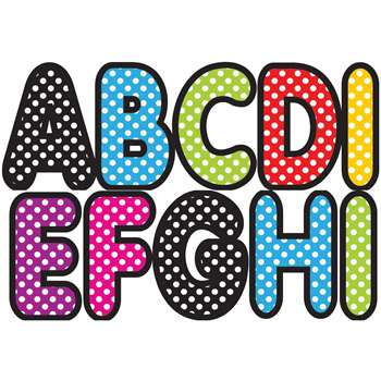 "Assorted Color Polka Dot 2-3/4"" Designer Magnetic, ASH17013"