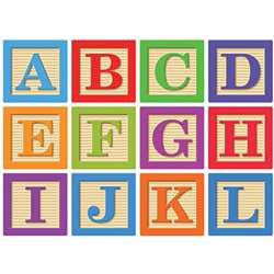 Abc Blocks Magnetic Letters, ASH17020