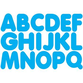 "Blue 1-3/4"" Magnetic Letters, ASH17501"