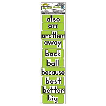 Magnetic Big Wall Words 2Nd 100 Words Level 2, ASH25002