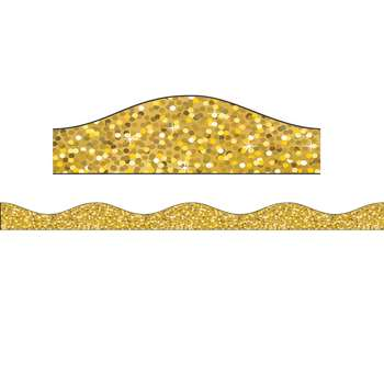 Magnetic Border Gold Sparkle, ASH30000