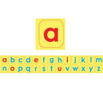 Foam Letter Magnets Lowercase, ASH40001