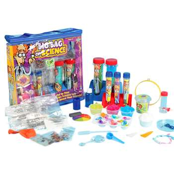 Big Bag Of Science By Be Amazing Toys-Steve Spangler