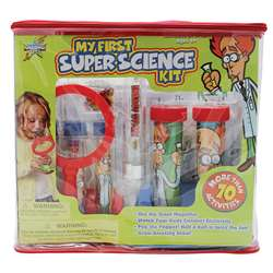 My First Super Science Kit By Be Amazing Toys