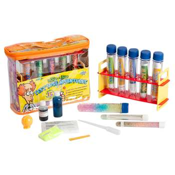 Test Tube Adventures Lab-In-A-Bag By Be Amazing Toys-Steve Spangler