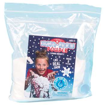 Insta-Snow Big Bag By Be Amazing Toys-Steve Spangler