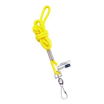 Standard Lanyard Yellow By Baumgartens