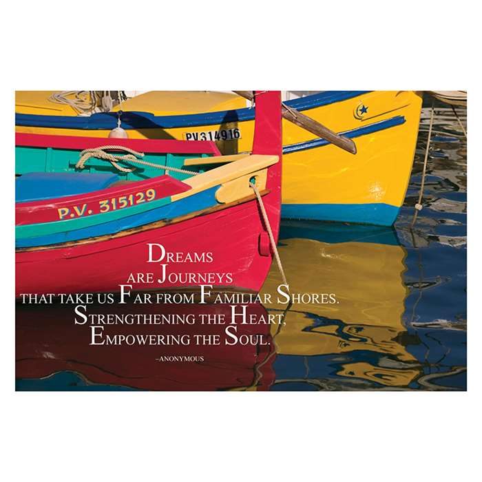 Poster - Dreams Are Journeys, BCP1823