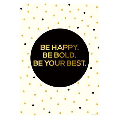 Poster - Be Happy, BCP1834