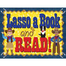 Lasso A Book Chart By Barker Creek Lasting Lessons