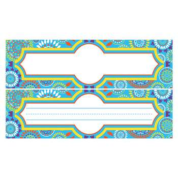Moroccan Bulletin Board Signs Name Plates Double-S, BCPLL1430