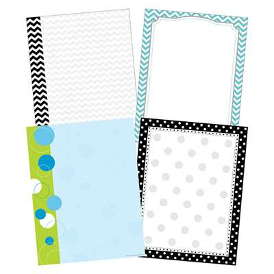 Chevron & Dots Paper Set, BCPSS0756