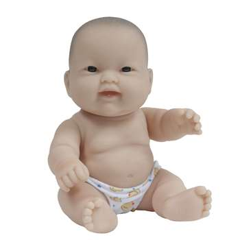 Lots To Love Babies 10In Asian Baby By Jc Toys Group