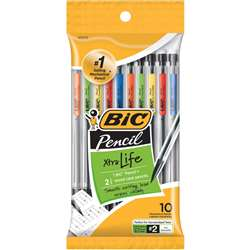 Bic Mechanical Pencils 0.7Mm 10Pk By Bic Usa