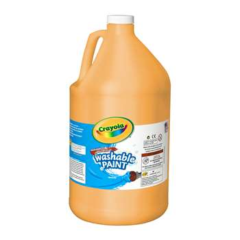 Washable Paint Gallon Peach By Crayola