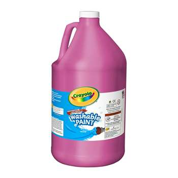 Washable Paint Gallon Magenta By Crayola