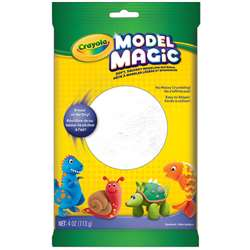 Model Magic 4Oz White By Crayola