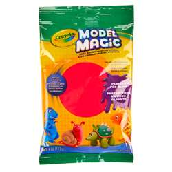 Model Magic 4Oz Red By Crayola