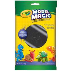Model Magic 4Oz Black By Crayola