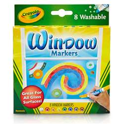 Crayola Window Fx Markers By Crayola