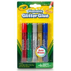 Washable Glitter Glue Bold By Crayola