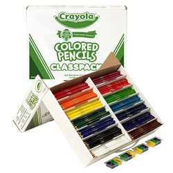 Crayola Colored Pencil Class Pk 462 Pen By Crayola